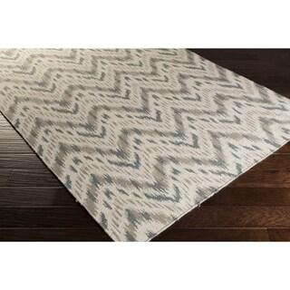 Country Living Hand-woven Lia Reversible Chevron Wool Rug (3'6 x 5'6)