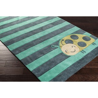 Hand-Tufted Anthony Polyester Rug (3'6 x 5'6)
