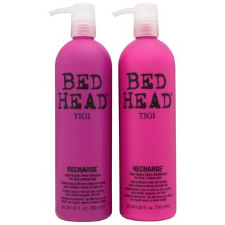 TIGI Recharge 25.36-ounce Shampoo and Conditioner Tween Duo