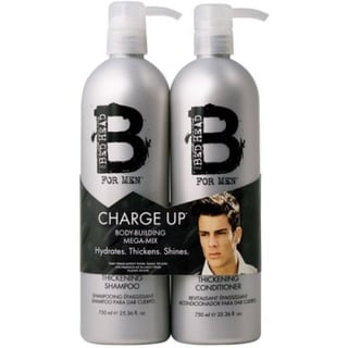 TIGI Charge Up 25.36-ounce Shampoo and Conditioner Duo