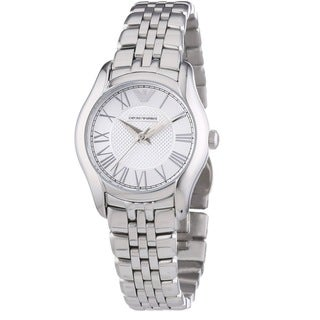 Armani Women's AR1716 Classic Stainless Steel Watch
