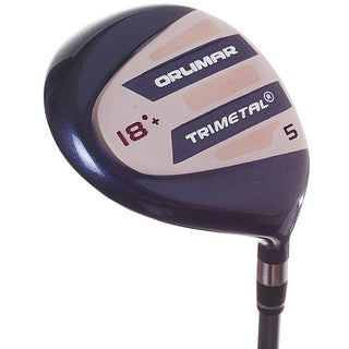 Orlimar TriMetal 5 18-degree Men's Left Hand Fairway Wood with Headcover
