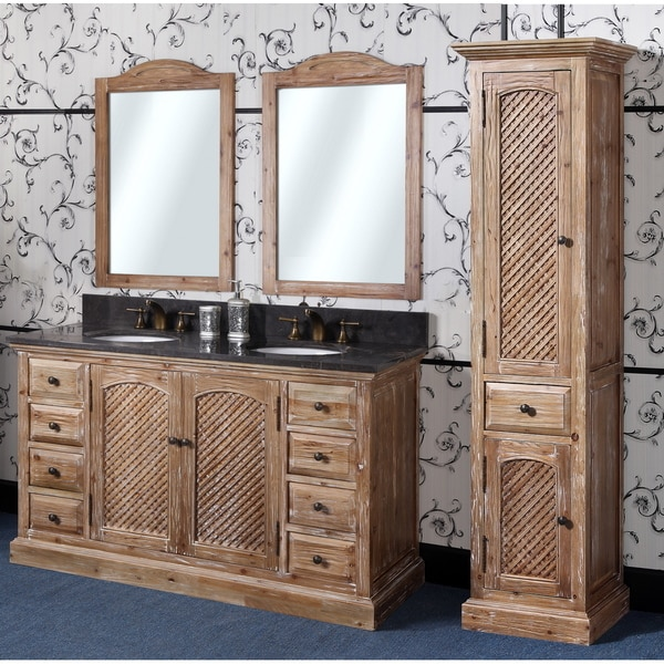 bathroom vanity with top corner bathroom vanity and linen cabinet sets. Vanities 60 Abingdon Single Bathroom Vanity Set Espresso Carrera