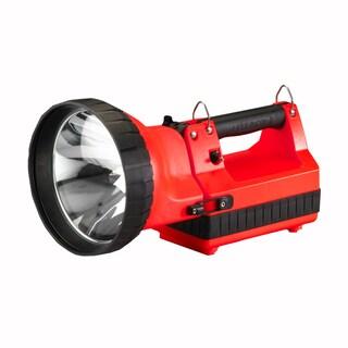 Hid Litebox 120V Ac 12V Dc Orange Flashlight