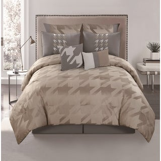 Miles Goldtone 8-piece Comforter Set
