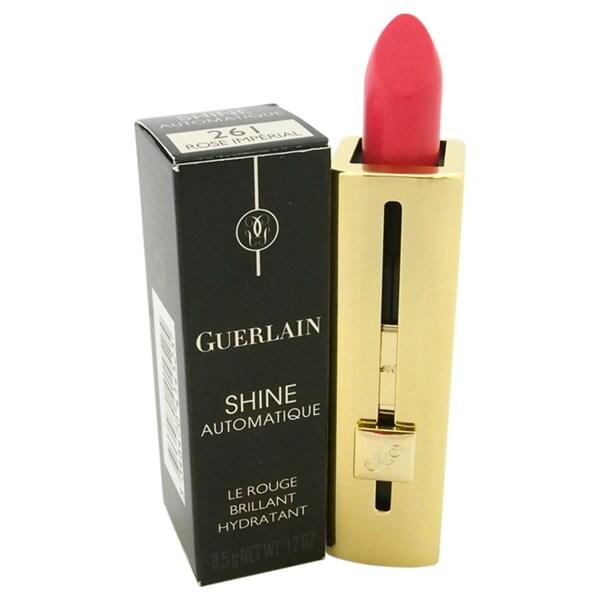 Guerlain Shine Automatique 261 Rose Imperial Hydrating Lip Shine