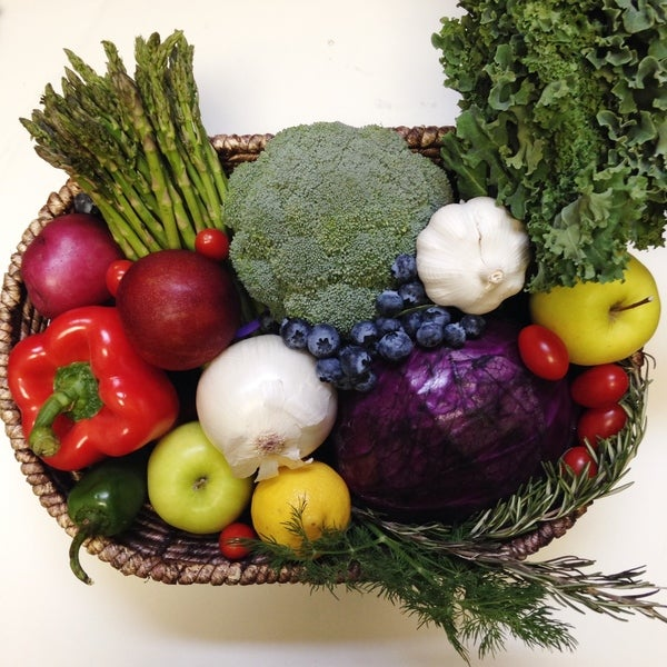 Frontier Produce Pumped-Up Bundle (Local Delivery)