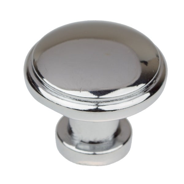 GlideRite 1.125-inch Polished Chrome Cabinet Knobs