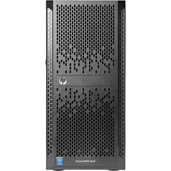 HP ProLiant ML150 G9 5U Tower Server - 1 x Intel Xeon E5-2620 v3 Hexa