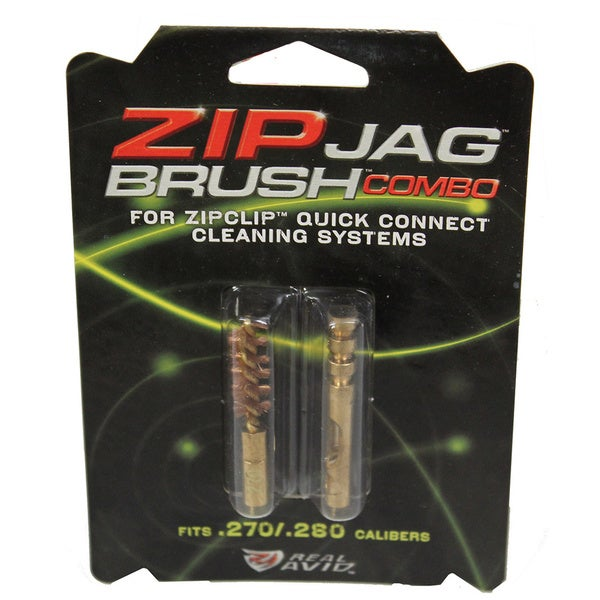 Real Avid Zipwire Brush and Jag for 270/ 280 Caliber