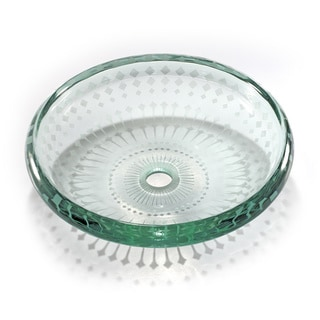 Legion Furniture Glass Sink Bowl