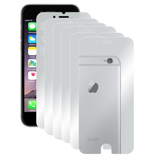 INSTEN Mirror Screen Protector For Apple iPhone 6 Plus/ 6+
