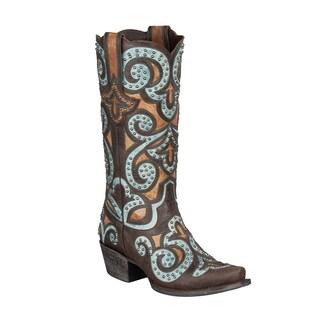 Lane Boots Women's 'Paulina' Cowboy Boot