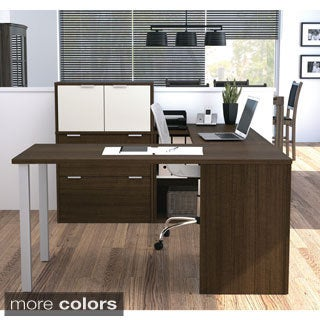 i3 U-Shaped Storage Desk