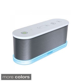 iSound iGlowsound Waves Bluetooth Speaker