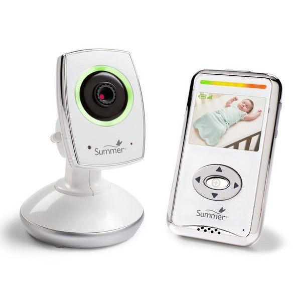 Summer Infant Baby Zoom Video Monitor and Internet Viewing System