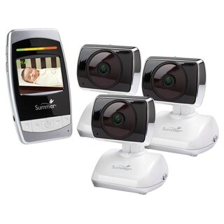 Summer Infant Ultra Sight Pan/ Scan/ Zoom Video Monitor