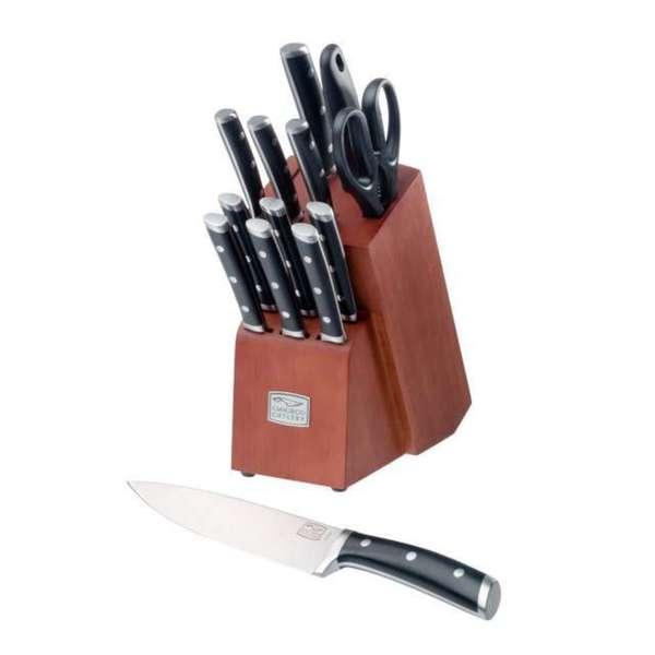 Chicago Cutlery Damen 14-piece Block Set