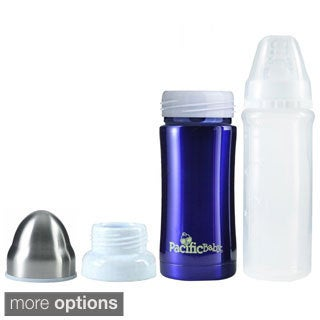 Pacific Baby 7-ounce All-In-One Thermal Baby Bottle