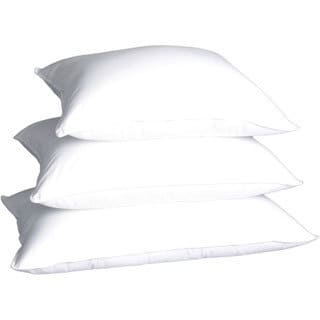 Capri Medium Density White Down Pillow