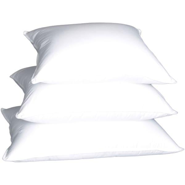 Amalfi Snow Down Medium Density Pillow