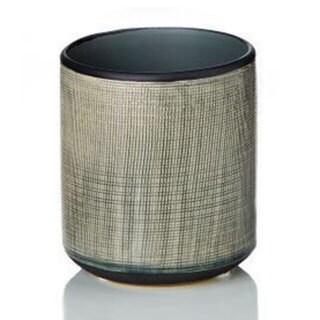 Green Ceramic Round Pot