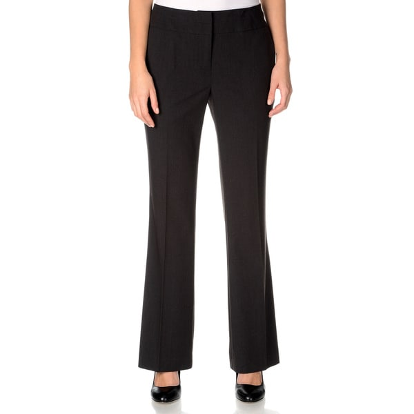 Chelsea & Theodore Women's Woven Wide Leg Pant