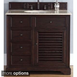 Savannah 36-inch Sable Single Vanity Cabinet