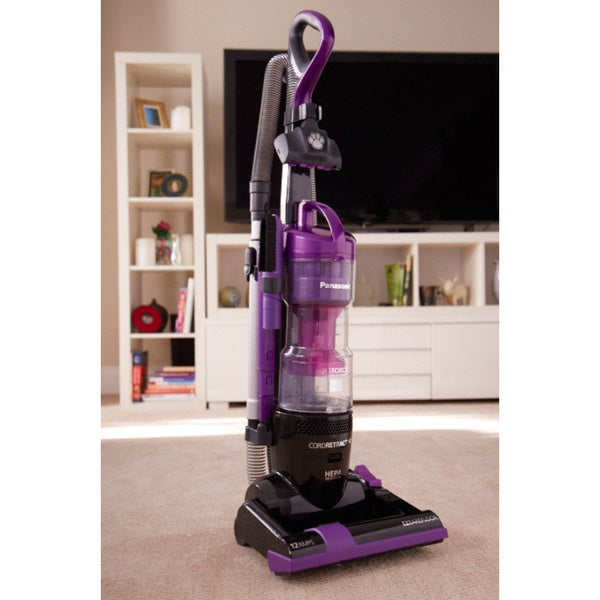 Panasonic MC-UL429 Pet-Friendly Bagless JetForce Upright Vacuum