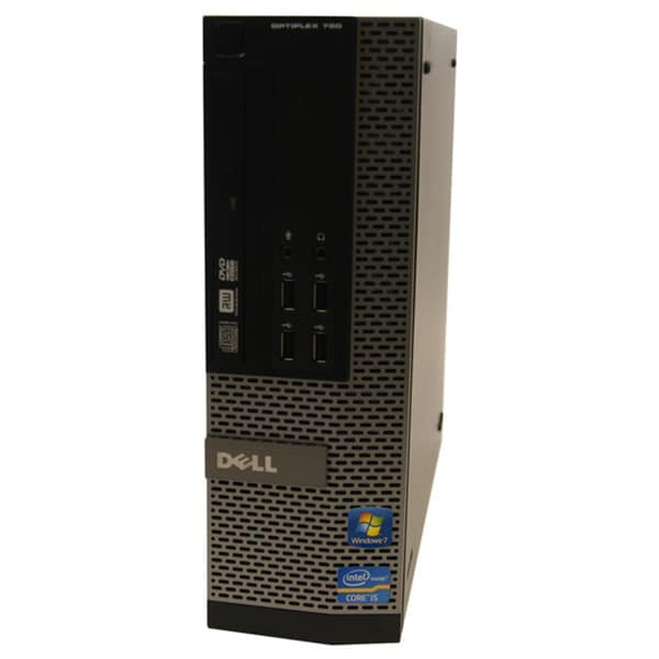 Dell OptiPlex 790 Intel Core i3 3.1GHz 4GB 500GB Computer (Refurbished)