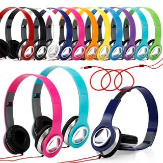 Gearonic Adjustable Circumaural Over Ear Headphone for PC MP3 MP4 iPod