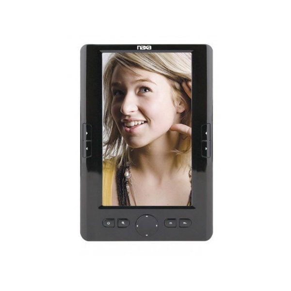 Naxa NEB-7010 7-inch Portable Media Player and eBook Reader