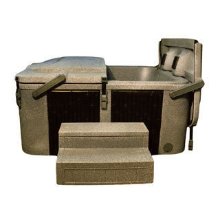 South Pacific Spa Greystone Hot Tub