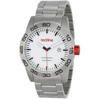 Red Line Men's RL-50045-22 Mileage White Watch