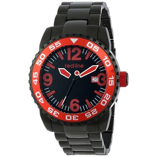 Red Line Men's RL-60023 Ignition Automatic Black Watch