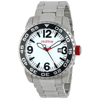 Red Line Men's RL-60013 Ignition White Watch