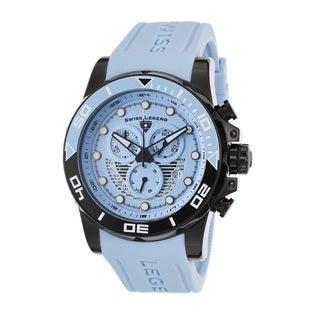Swiss Legend Men's SL-21368-BB-012 Avalanche Light Blue Watch