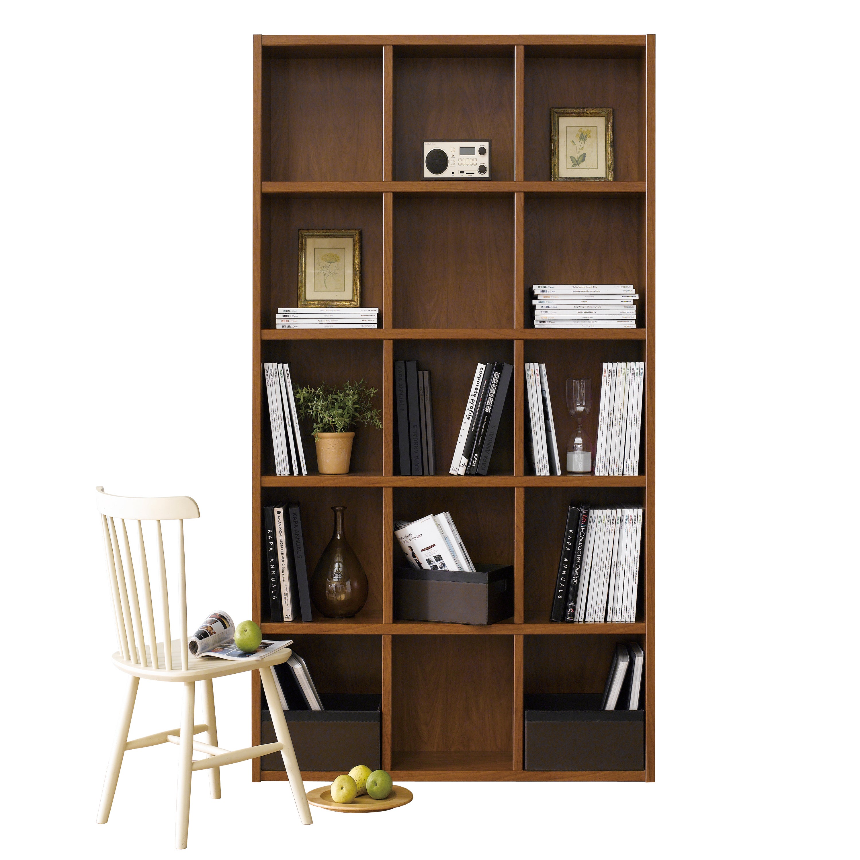 Techny Collection Kline Bookcase