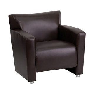 Offex Hercules Majesty Brown Leather Chair