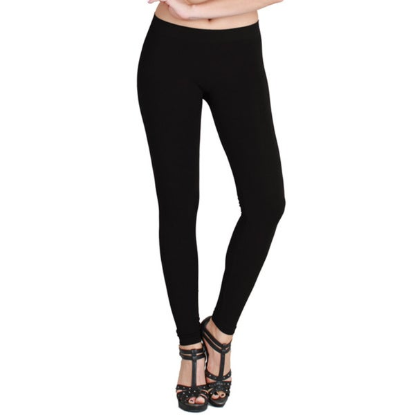 Nikibiki Ribbed Ankle-length Leggings 14646206