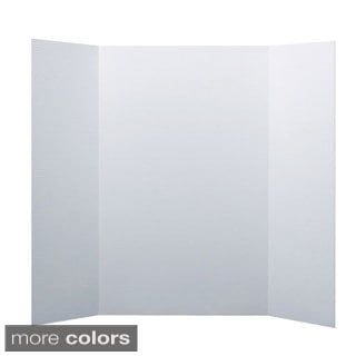 36x48 Corrugated Tri-fold Project Board (Pack of 24)