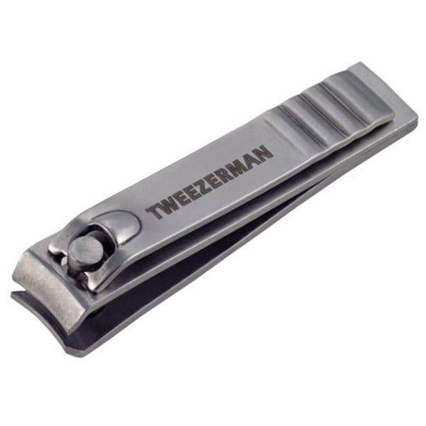 Tweezerman Stainless Steel Fingernail Clipper