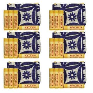 Burts Beeswax Bounty Classic Lip Balm 4-piece Gift Set (Pack of 6)
