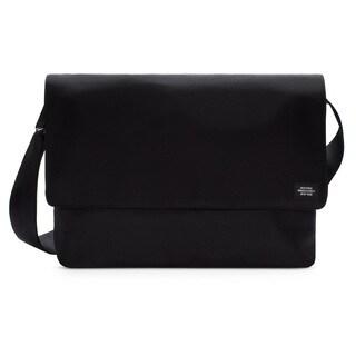 Jack Spade Arch Field Black Messenger Bag