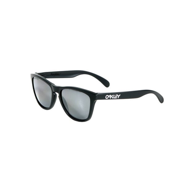 Oakley Frogskins Men`s Black Sunglasses