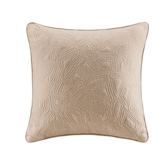 Harbor House Belcourt Brick Cotton Square Throw Pillow