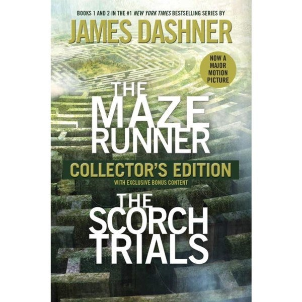 The Maze Runner / The Scorch Trials (Paperback) 14650789