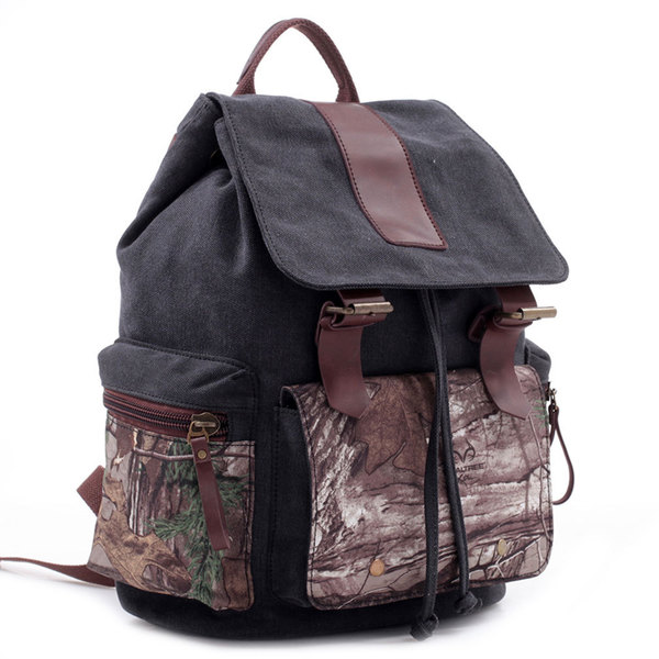 Realtree Canvas Camo Backpack