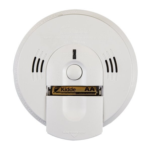 Kidde KN-COSM-IB Combination Carbon Monoxide and Smoke Alarm