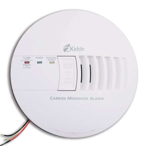 Kidde Hardwire KN-COB-IC Carbon Monoxide Alarm with Battery Backup